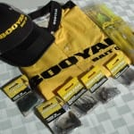 Booyah Pro Shirt - hat plus 8 pc lure pack PIC