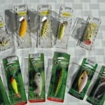 Cotton Cordell Divers and Arbogast Jitter Bug Package PIC