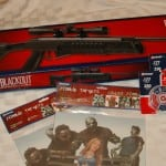 Crosman Fury II Blackout Air Rifle