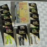 Lindy Fuzz-E-Grubs Jigs Panfish Package PIC