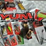 Rebel, Yum, Excalibur 15 pc lure package infomation sheet PIC